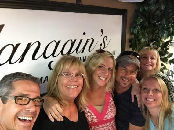 Flanagin's Bulk Mail team