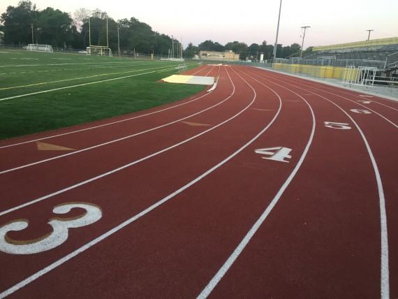 University Track