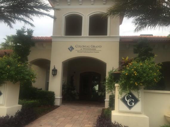 Colonial Grande community