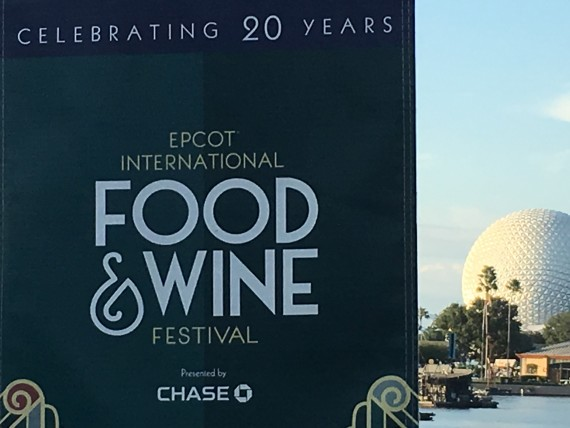 Epcot Food and Wine Festival 20th