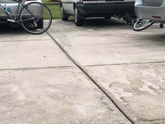 homeowner driveway