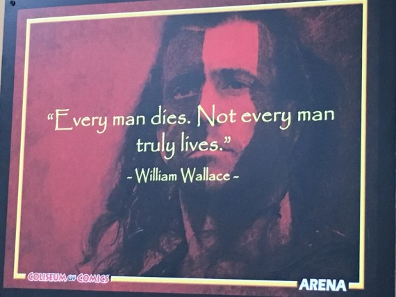 William Wallace quote
