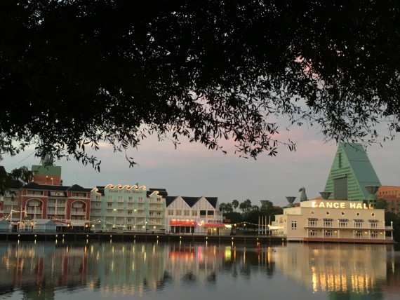 Disney's Boardwalk Promenade