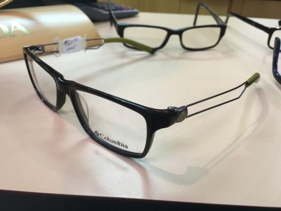 Men's eye glasses selection