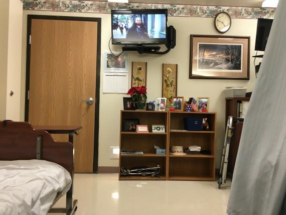 Nursing Home room