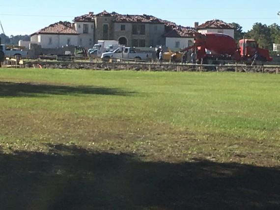 Residential construction near Walt Disney World