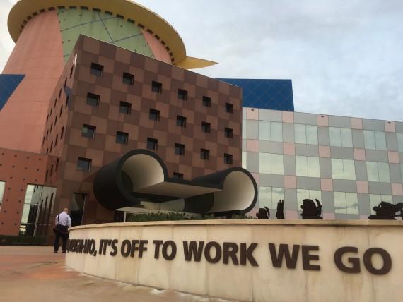 Team Disney Building at Walt Disney World