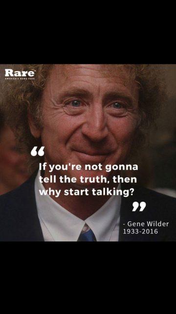 Gene Wilder quote