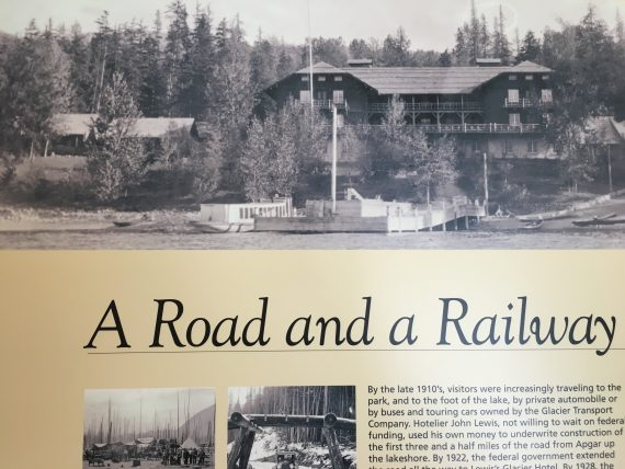 Glacier Park history