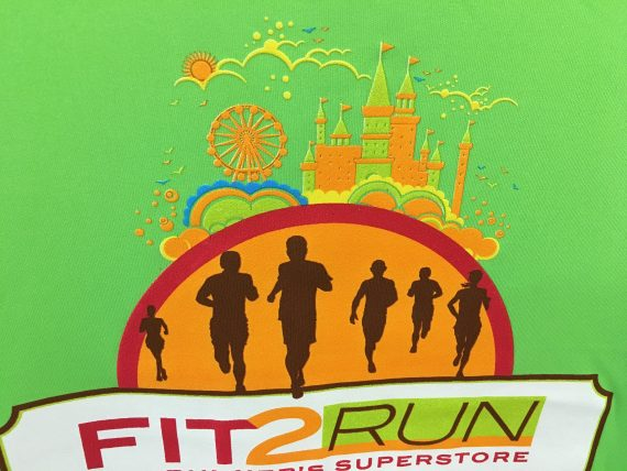 Fit to Run logo