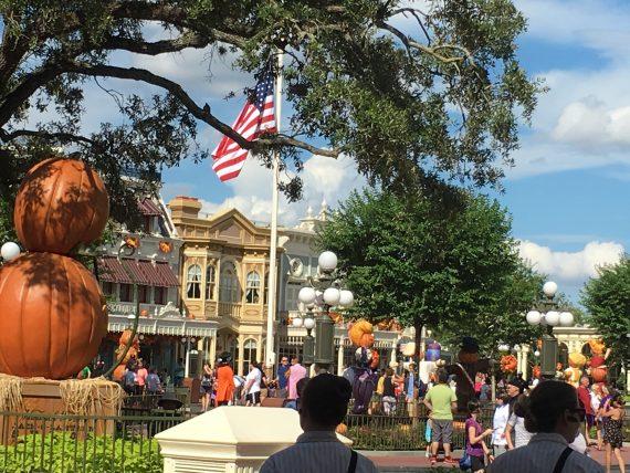 Magic Kingdom Town Square