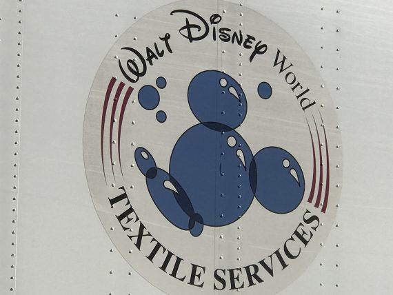 Disney World's Textile Services Hotel laundry plant