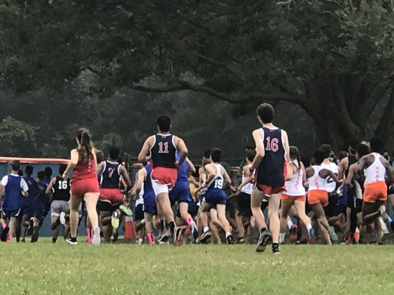 Windermere Prep Cross Country 2016