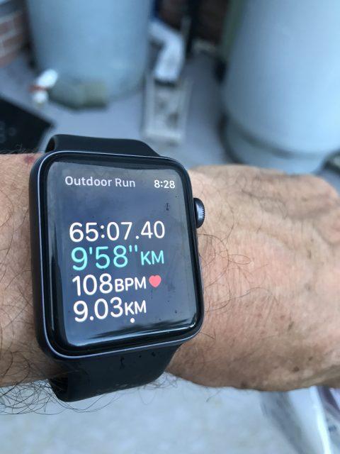 Apple watch exercise app