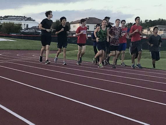 Windermere Prep HS Cross Country 2016