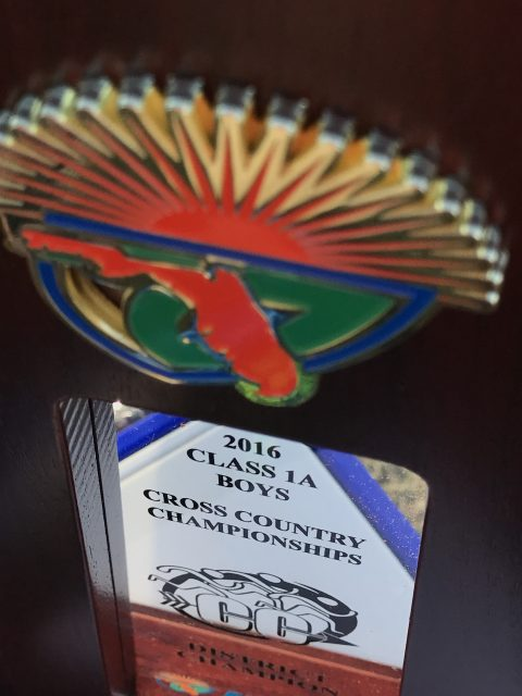 Orlando Cross Country Trophy