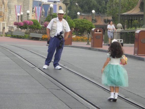 Disney World's Magic Kingdom