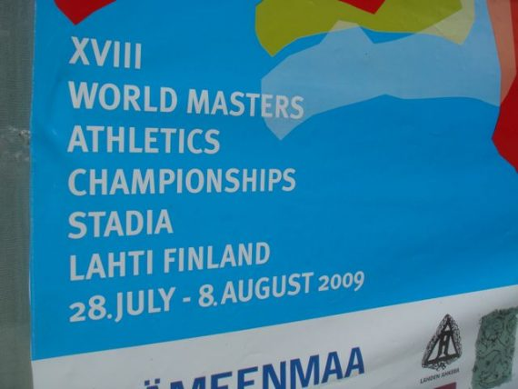 2009 Masters Track & Field World Outdoor Championships