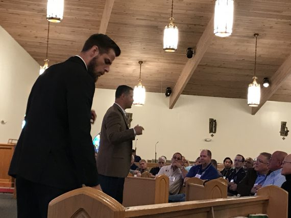 Orlando Diocese Men's Rise Up conference 2017