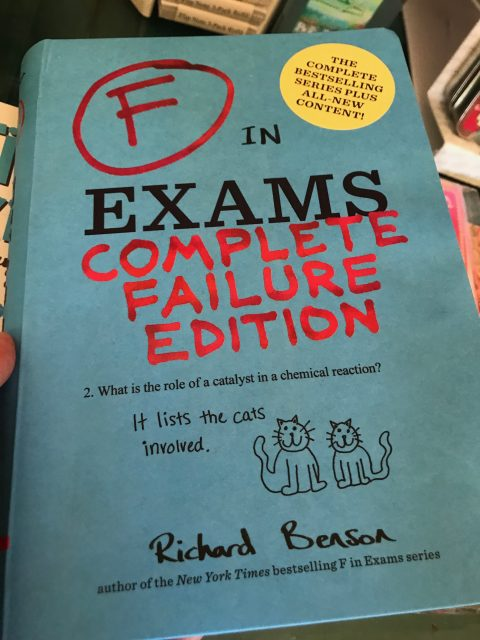 book about exam failures