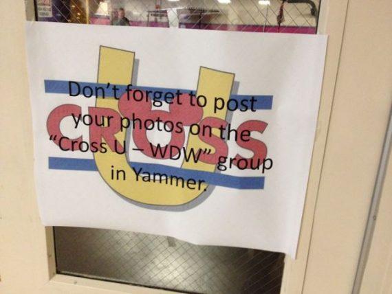 Cross U