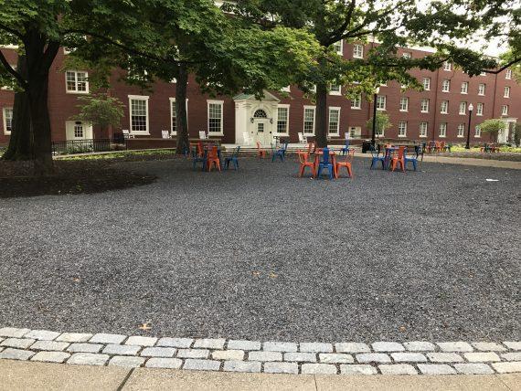 Bucknell campus in Summer