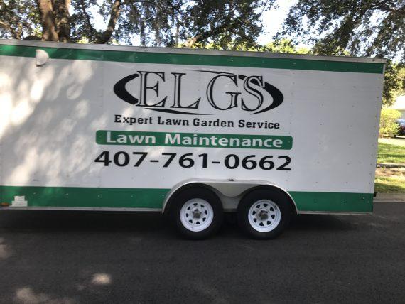 Orlando lawn mowing company