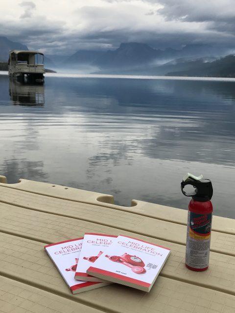 Lake McDonald in September