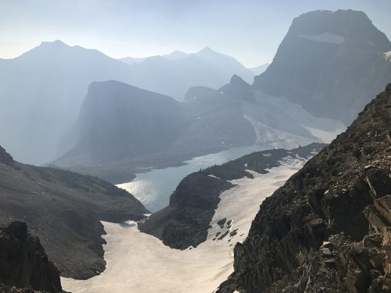 Grinnell Glacier Overlook Hike