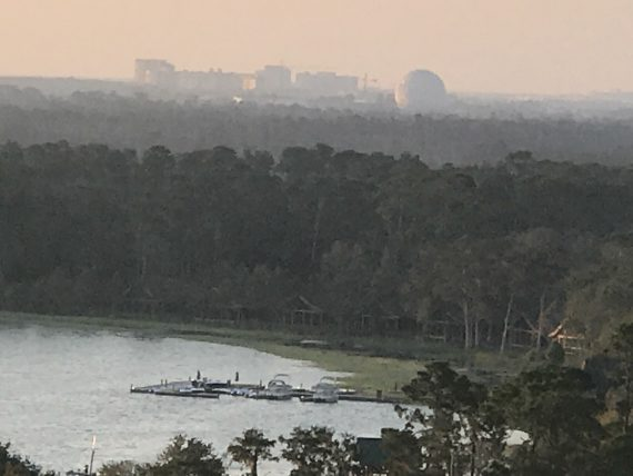 Walt Disney World horizon
