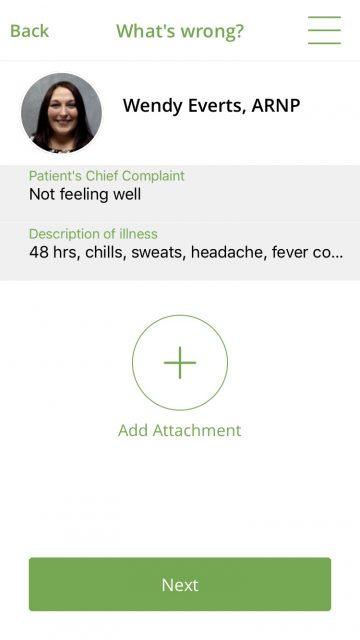 Florida Hospital eCare app