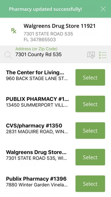 eCare App Florida Hospital