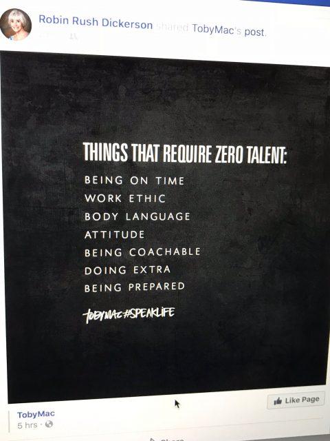 inspirational list