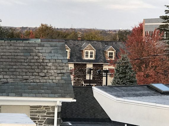 Allentown View from roof