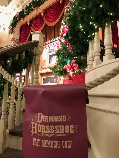 Diamond Horseshoe Review