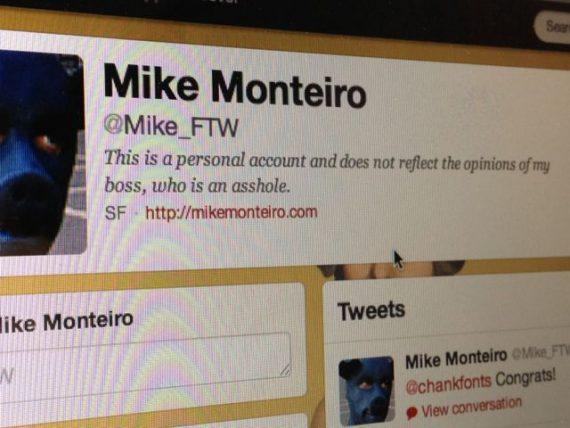edgy Twitter bio