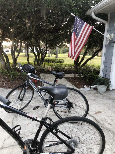 Bicycles near Walt Disney World