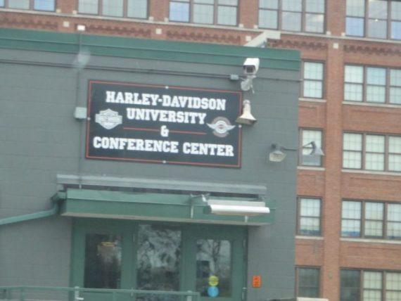 Harley Davidson University