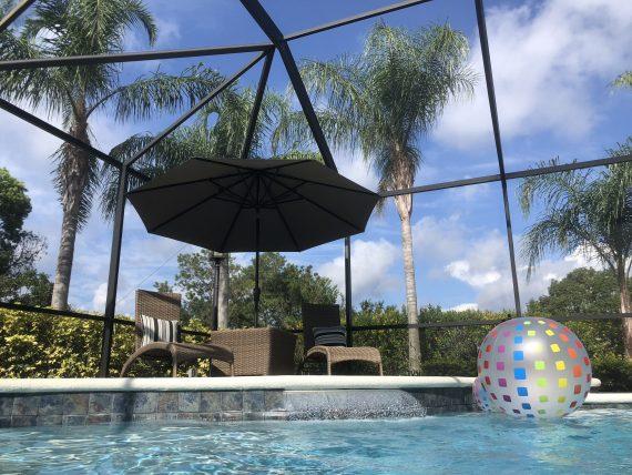 Florida pool life