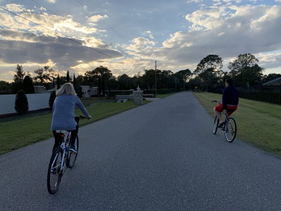 biking near Disney World