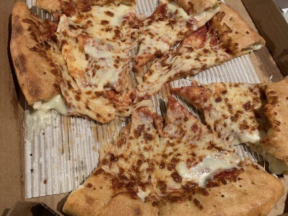 pizza delivery failure