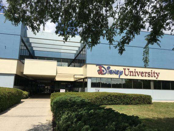 Disney University exterior