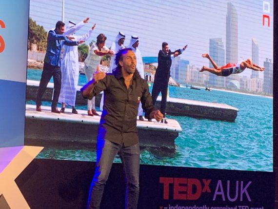 Omar Noir TEDx 2019