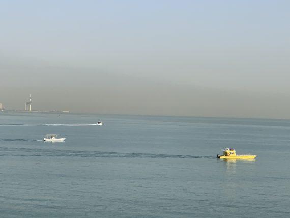 Persian Gulf in Kuwait