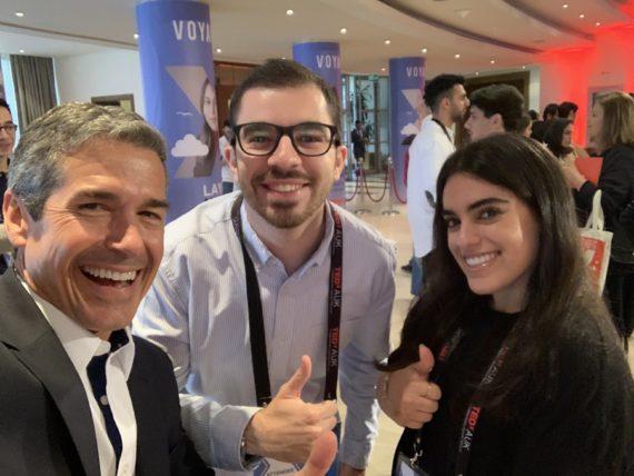 TEDx AUK 2019 speaker