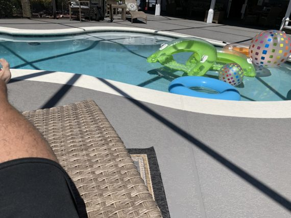 Swimming pool florida