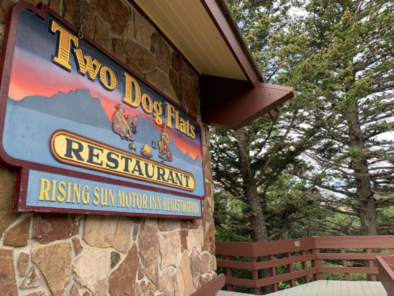 Two Dog Flats restaurant