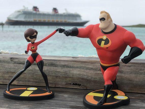 Disney toy figurines