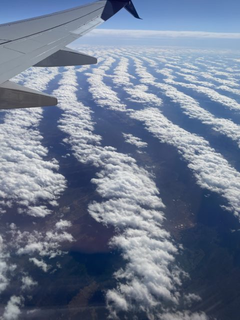 unique clouds