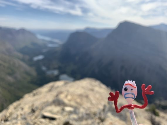 Swiftcurrent Pass with Forky